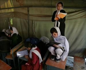 Escuela en Kabul