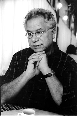 Mourid Barghouti