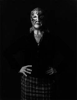 Luchadora (Maris Bustamante)