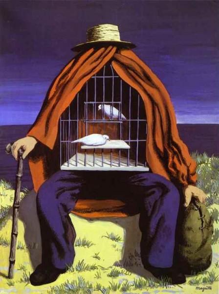 René Magritte, EL TERAPEUTA
